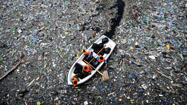 Pacific Gyre Garbage Patch