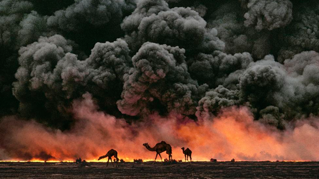The Kuwait Oil Fires