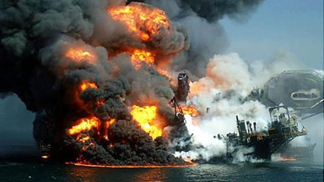 Deep water horizon (BP) oil spill