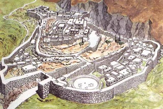 Mycenaeans- Prepared for War