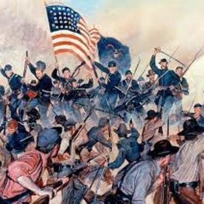Events Leading to the Civil War by Destinee Baxter timeline