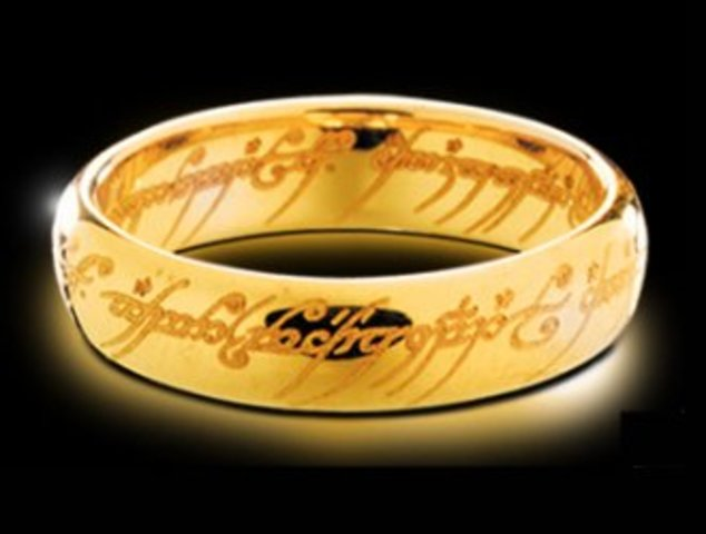 April, 16, 1341 Bilbo found the ring