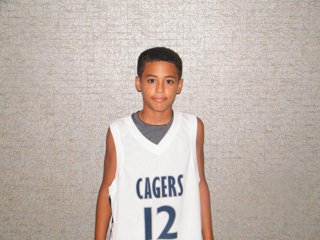Yo empecé a jugar al baloncesto en 2003