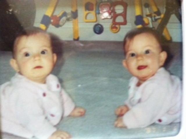Mi hermana y yo nacimos en Charlotte, Carolina del Norte