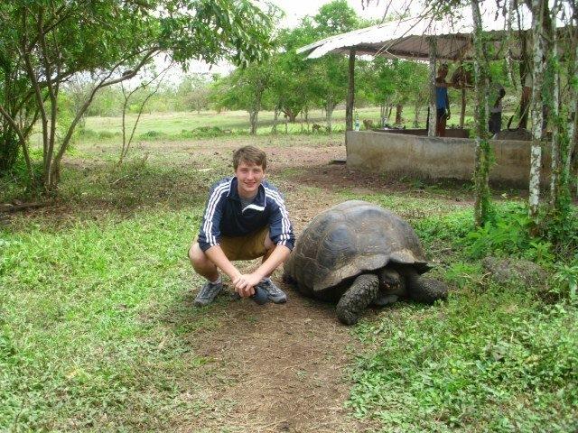 fui a Ecuador y Glapagose en 2011