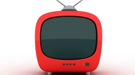 History of Television 1930-2014 timeline