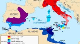 Aaron Laughlin's Punic Wars timeline