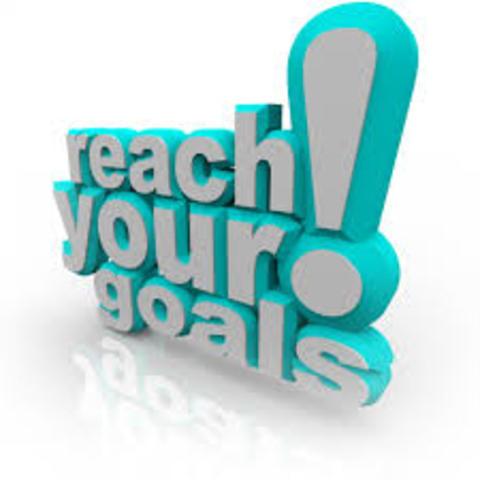 Reach goal