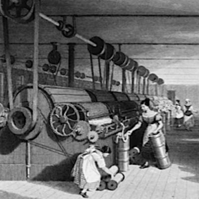 Industrial Revolution by Yasmine P. period 3 timeline