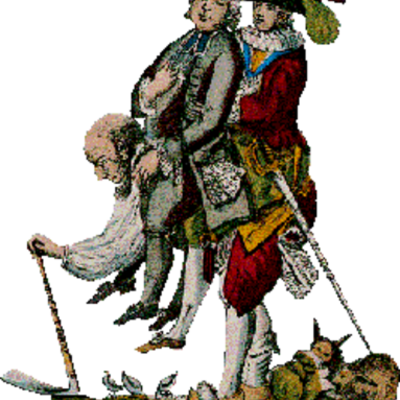 French Revolution, the Period of Terror timeline
