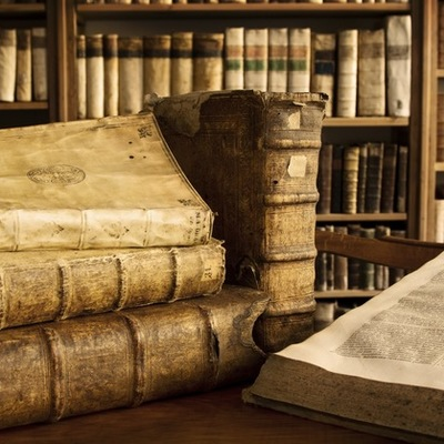 The History of Books timeline