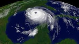 Hurricane Katrina timeline