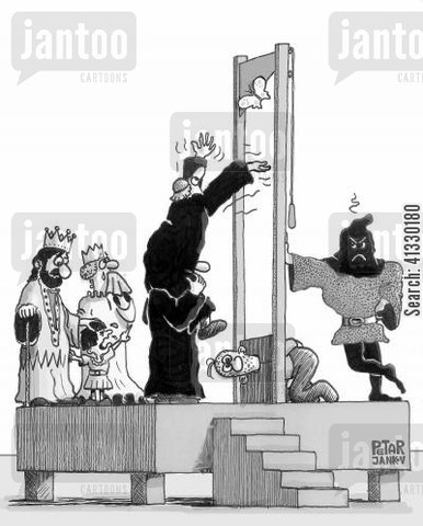 Robespierre is Executed