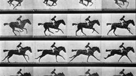 LA EVOLUCIÓN DE LA IMAGEN EN MOVIMIENTO timeline