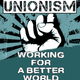 Unionism clenched fist