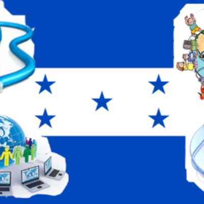 La Historia de como llega el Internet en Honduras timeline