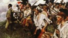 Battles of the American Revolution (South) timeline