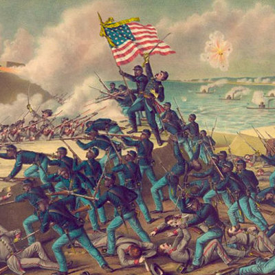 Major Events Leading to the Civil War timeline