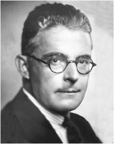 John Broadus Watson, 1878-1958