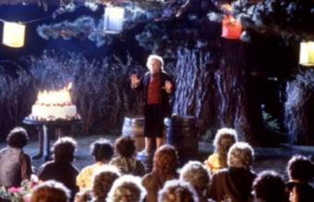 Sep, 22, 1401 Bilbo and Frodo Baggins' birthday