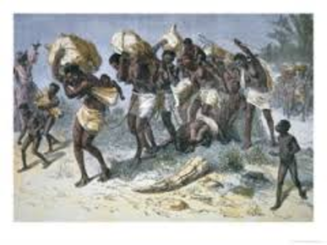 First African Slaves