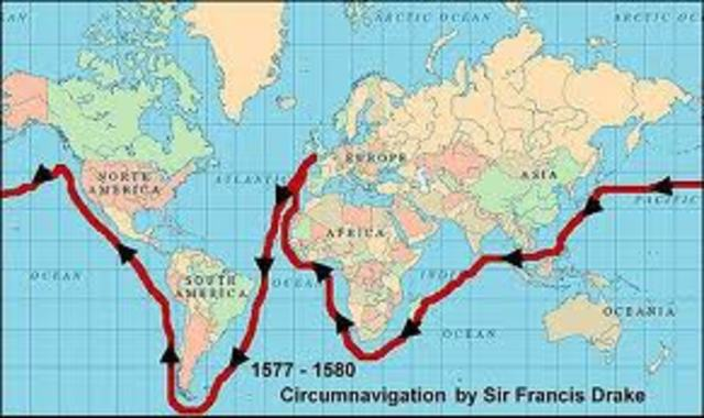 Ferdinand Magellan' crew was the first to circumnavigated the globe