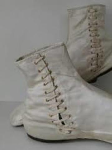 Elastic Side Boot