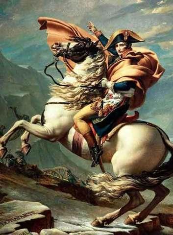 Napoleon became emporer
