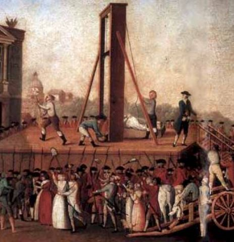 Creation of Guillotine