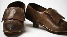 Shoes in the 1800's timeline