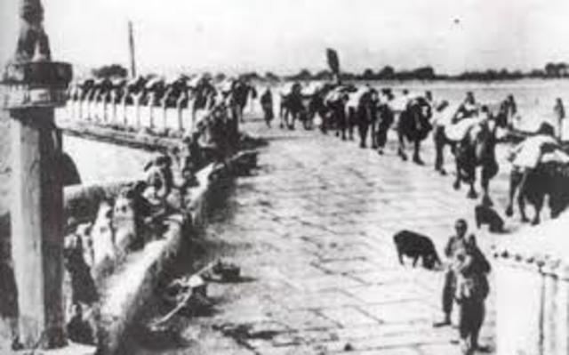 WORLD WAR TWO EVENTS IN THE PACIFIC/ASIA timeline | Timetoast timelines