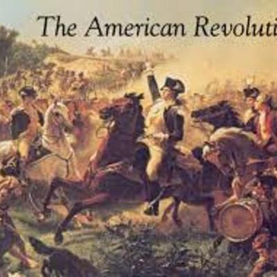 American Revolution1775-1789 timeline