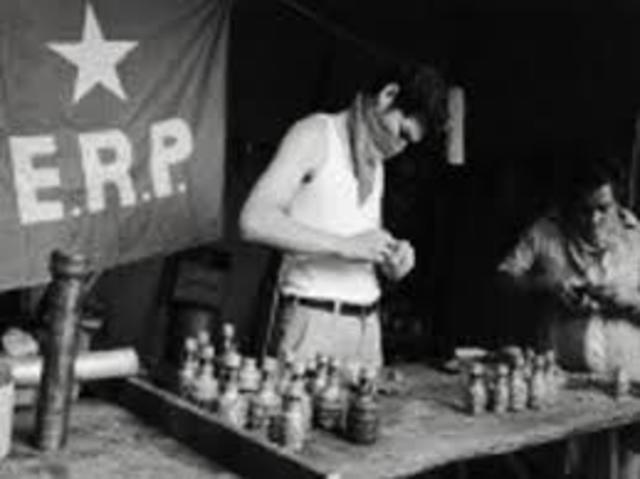 Surge El Grupo Revolucionario ERP