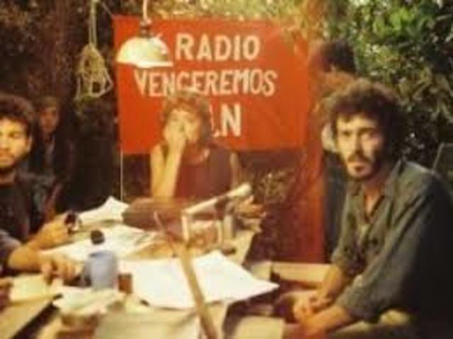 Inicia operaciones Radio  Venceremos