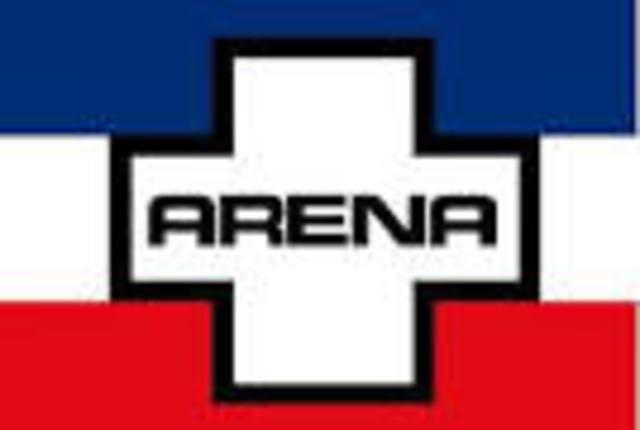 Se constituye el nuevo partido político Alianza Republicana Nacionalista (A