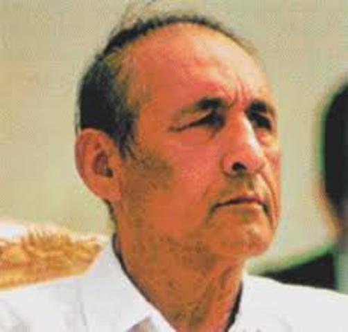 muere el ex presidente salvadoreño José Napoleón Duarte.
