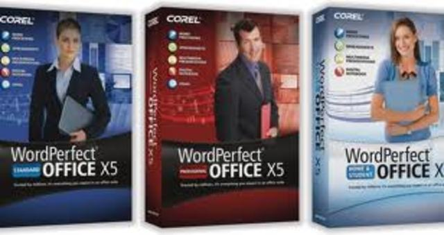 2010 WordPerfect X5 para Windows