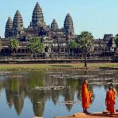 Khmer Empire timeline