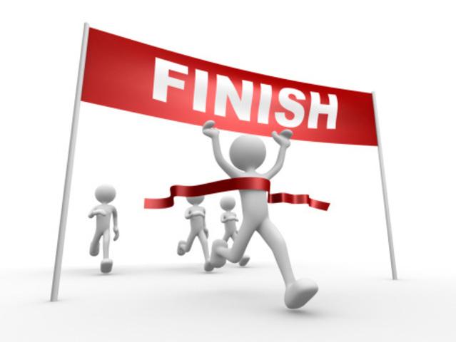 The finishline technology fully developed