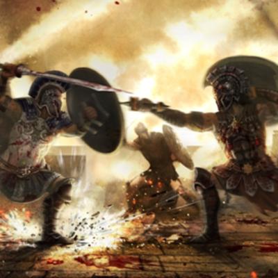 Trojan War by Alexis Buckner timeline