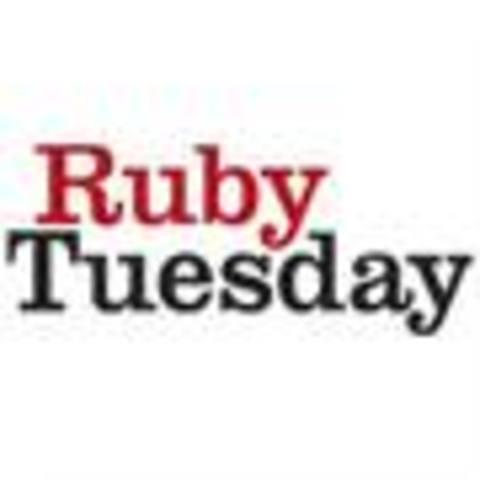 Start work at Ruby Tuesady.