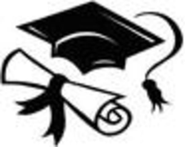 Graduate high school!