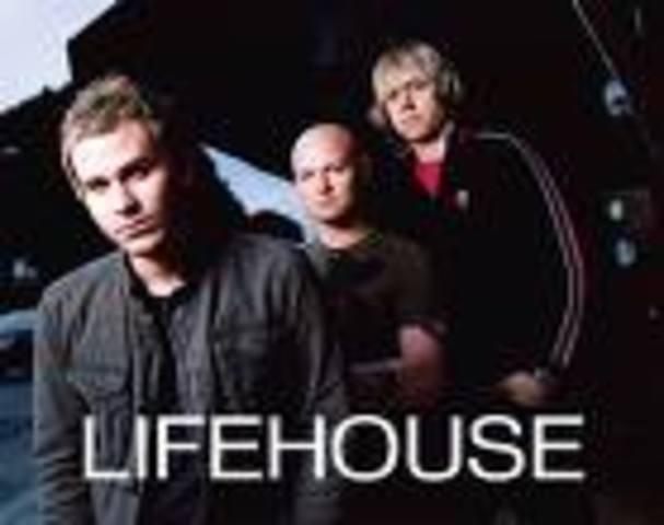 Lifehouse: New Orleans, LA.