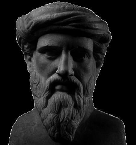 PLATON, PITAGORAS Y EUCLIDES