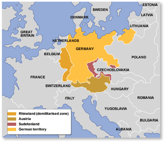 a report on the munich agreement of 1938 between germany france great britain and italy In the early hours of sept 30, 1938, leaders of nazi germany, great britain, france and italy signed an agreement that allowed the nazis to annex the sudetenland, a region of czechoslovakia.