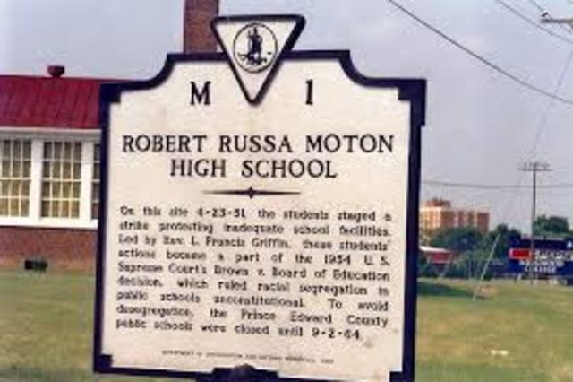 davis v the board of county County board of education (1899), for instance, the court refused to issue an  injunction preventing a  board of education of topeka, briggs v elliot, davis v.