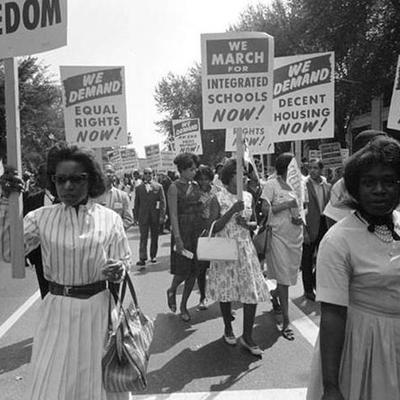Events of the Civil Rights Movement timeline