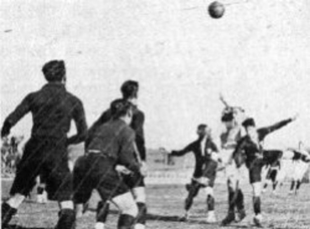 American Cup of Nations 1947 (July 17)