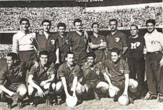 BRAZIL World Cup 1950