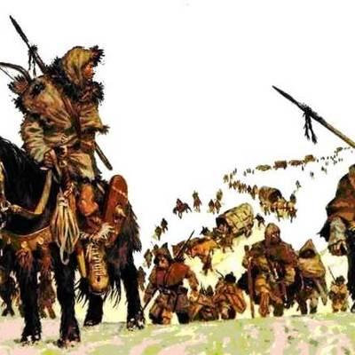 Великое переселение народов timeline